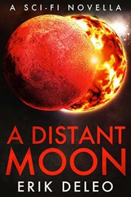 A Distant Moon cover